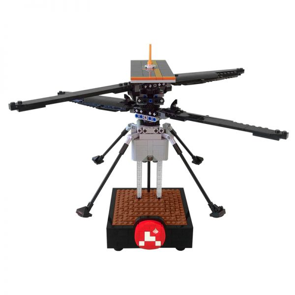 MOC 51015 NASA Mars Helicopter Ingenuity Space by Perijove MOC FACTORY 2 - MOC FACTORY