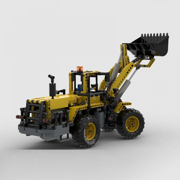 MOC 53796 Front Loader 8265 RC Technic by Edo99 MOC FACTORY 3 - MOC FACTORY