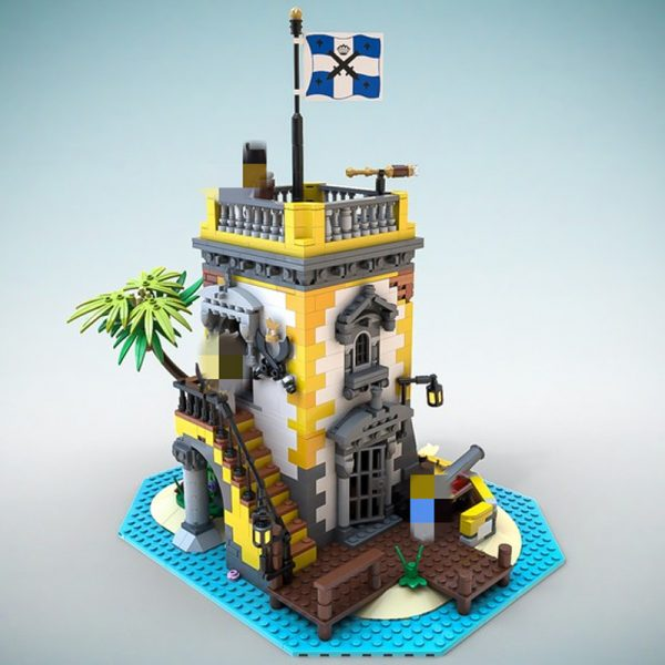 MOC 71657 Sabre Island Anno Domini 2021 Creator by SleeplessNight MOC FACTORY 3 - MOC FACTORY