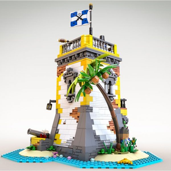 MOC 71657 Sabre Island Anno Domini 2021 Creator by SleeplessNight MOC FACTORY 4 - MOC FACTORY
