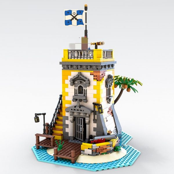 MOC 71657 Sabre Island Anno Domini 2021 Creator by SleeplessNight MOC FACTORY 5 - MOC FACTORY