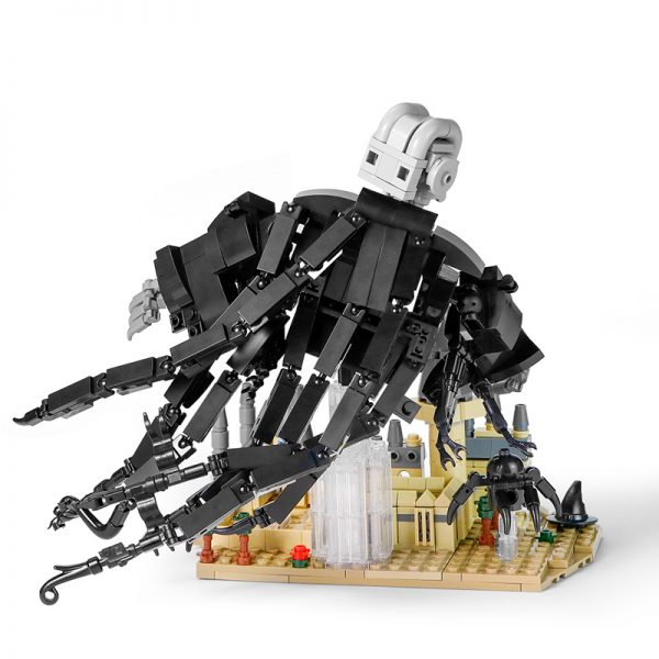 MOC 90119 Dementor from Harry Potter Movie MOC FACTORY 2 - MOC FACTORY