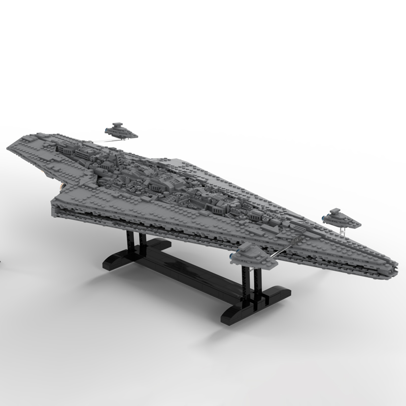 MOC 64662 Executor Class Super Star Destroyer Star Wars by Red5 Leader MOC FACTORY 2 - MOC FACTORY